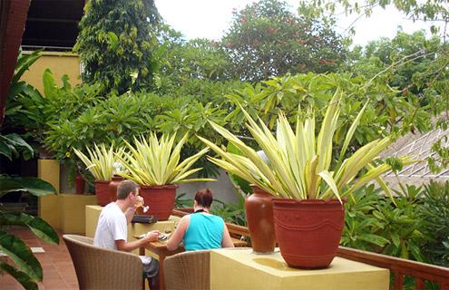 Bawang Merah restaurant Nusa Dua Bali