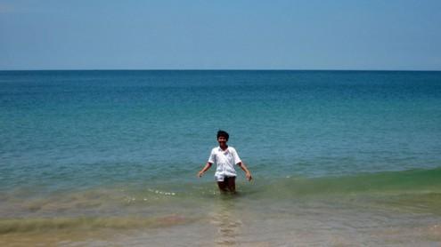 Jimbaran Sea