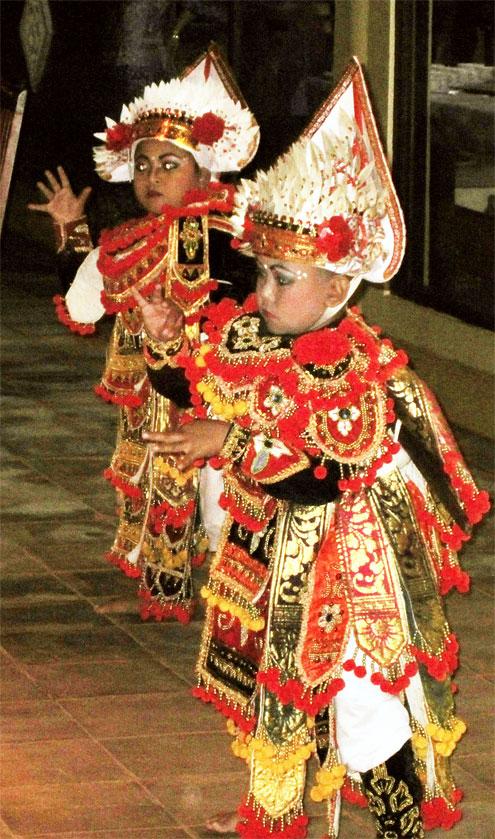 Baris Dancers