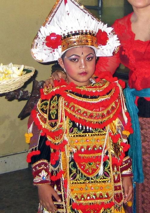 Made, the Baris Dancer